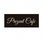 PREZENT CAFE Logo