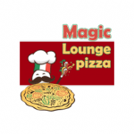 MAGIC LOUNGE PIZZA Logo