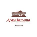 ACASĂ LA MAMA Logo