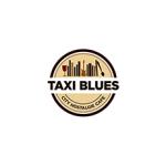 TAXI BLUES Logo