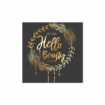 HELLO BEAUTY Logo