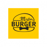 MISTER BURGER Logo