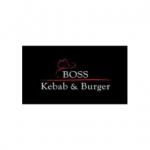 BOSS KEBAB AND BURGER Logo