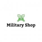 MILITARY SHOP Logo