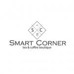 SMART CORNER TEA & COFFEE BOUTIQUE Logo