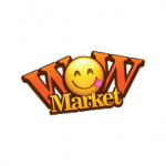 WOW MARKET Logo