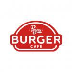 PEGAS BURGER Logo