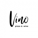 VINO PIZZA AND WINE Logo