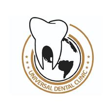 UNIVERSAL DENTAL CLINIC Logo