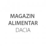 MAGAZIN ALIMENTAR DACIA Logo