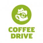 DRIVE THRU COFFEЕ Logo