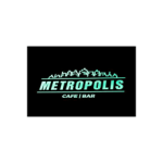 METROPOLIS PIZZA Logo