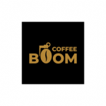 COFFEE BOOM Logo