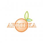 FARMACIA APOTEKA Logo