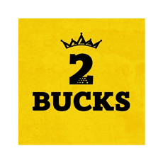TWO BUCKS PUB Logo