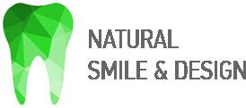 NATURAL SMILE & DESIGN Logo