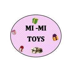 MI-MI TOYS Logo