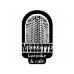 MUZETTE KARAOKE & CAFE Logo