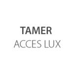 TAMER ACCES LUX Logo