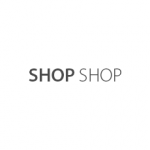 SHOP SHOP Logo