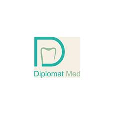 DIPLOMAT MED Logo