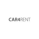 """RENT A CAR """"VIP RENT"""" Logo"""