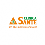CLINICA SANTE Logo
