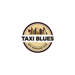 TAXI BLUES Logo