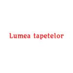 LUMEA TAPETELOR Logo