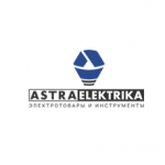 ASTRA ELECTRICA Logo