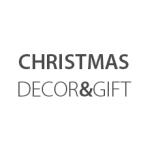 CHRISTMAS DECOR&GIFTS Logo