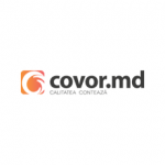 COVOR.MD Logo