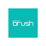 SALON BRUSH Logo