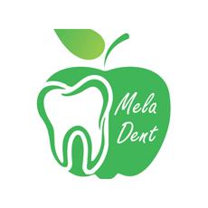 MELA DENT Logo