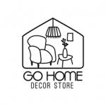 GO HOME DÉCOR STORE Logo