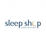 SLEEP SHOP Logo