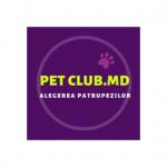 PETCLUB.MD Logo