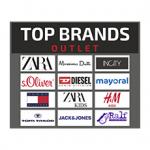 TOP BRANDS OUTLET Logo