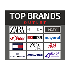 TOP BRANDS OUTLET Logo