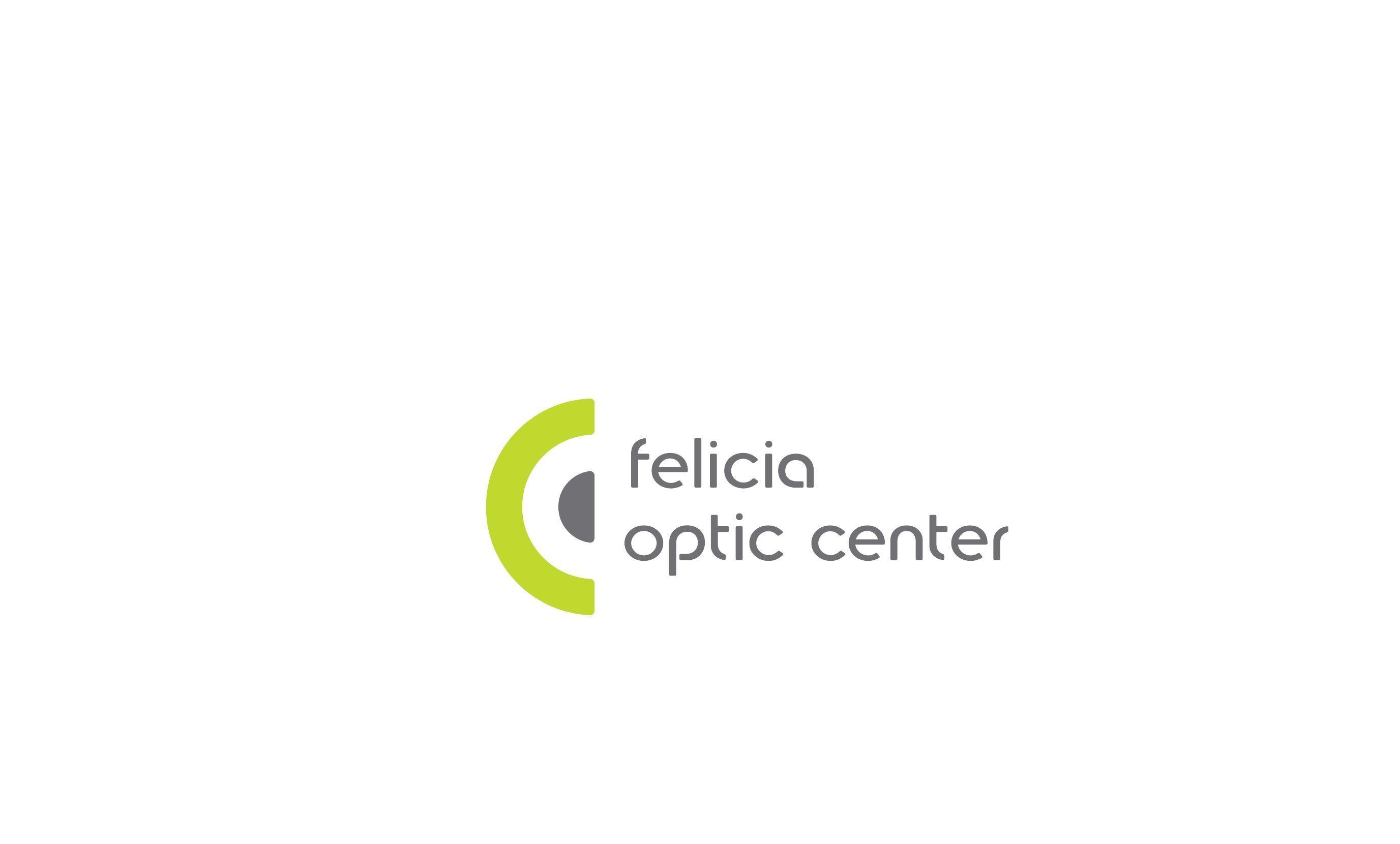 FELICIA OPTIC CENTER Logo