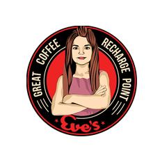 EVE'S COFFEE Logo