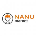 NANU MARKET PARTENER Logo