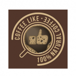 COFFE LIKE Logo