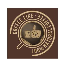 COFFE LIKE Logo