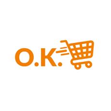 OK MARKET Logo
