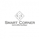SMART CORNER TEA & COFFEE BOUTIQUE Logo