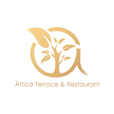 ATTICO TERRACE & RESTAURANT Logo