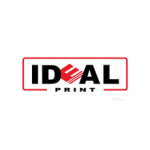 IDEAL PRINT SERVICE Logo