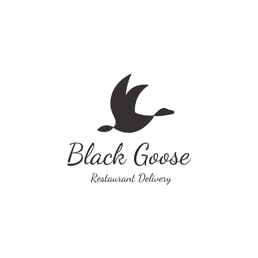 BLACK GOOSE Logo