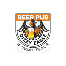 DIZZY EAGLE Logo